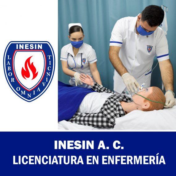 Inscripciones 2021 Lic Enfermería